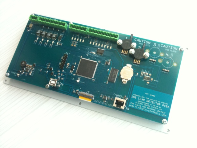 ID6 Main Circuit Board